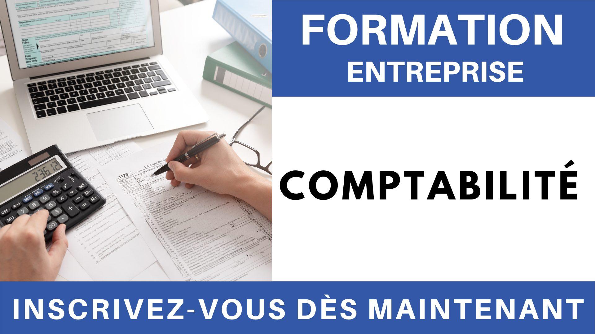 Formation Entreprise - Analyse Comptabilité