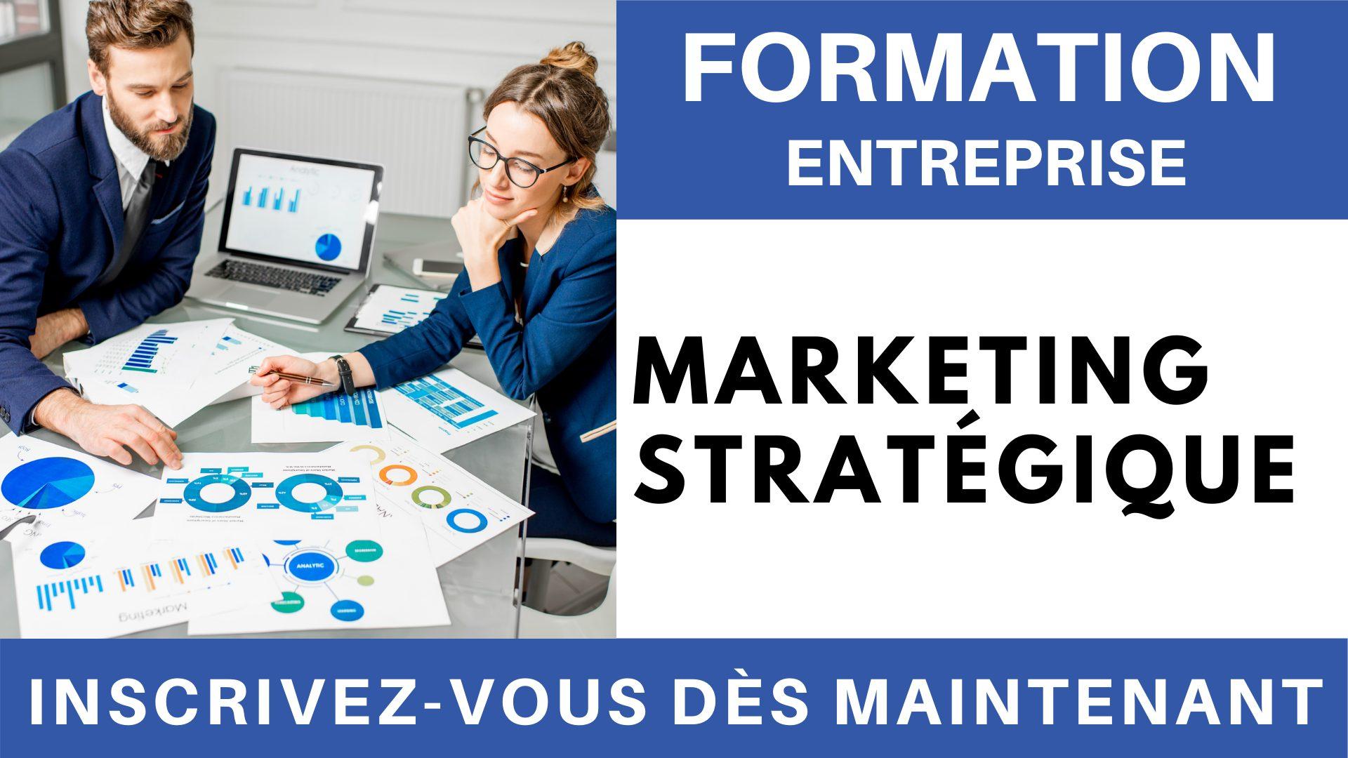 Formation Entreprise - Marketing stratégique
