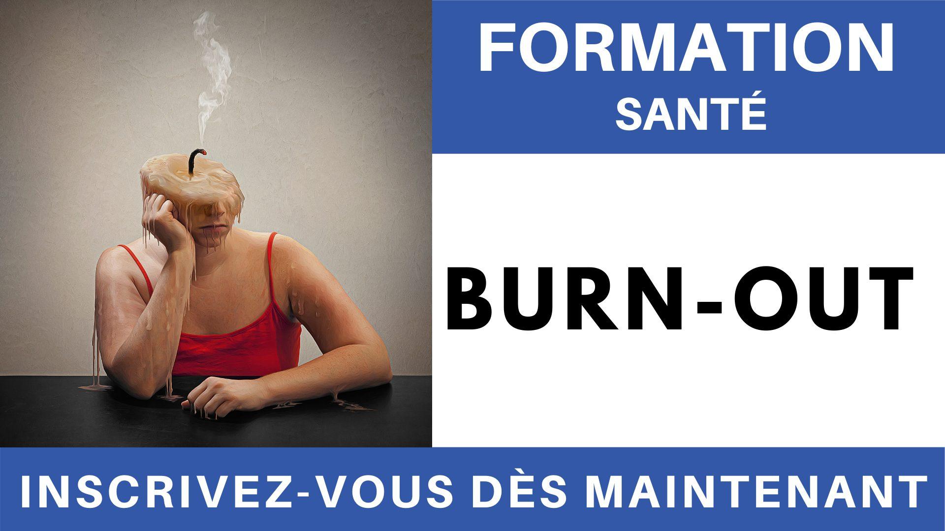 Formation Santé - Burn-out