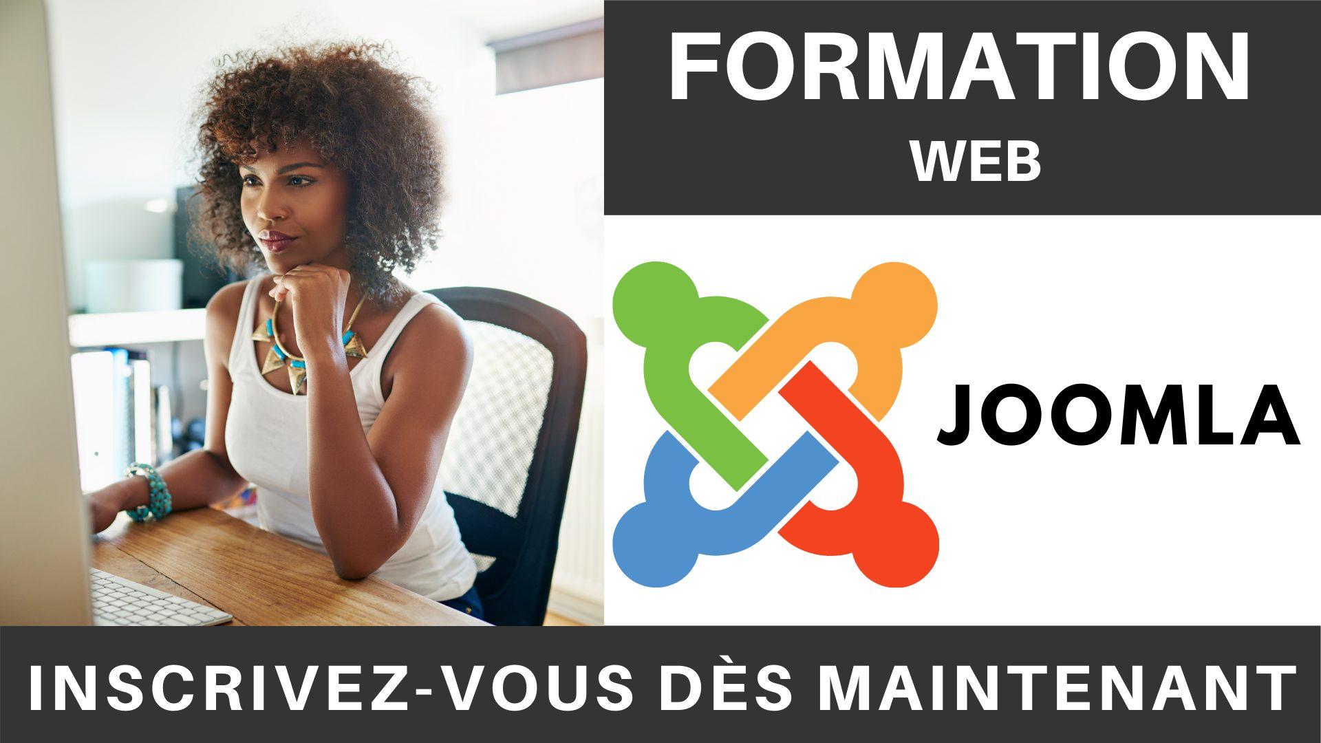 Formation WEB - Joomla