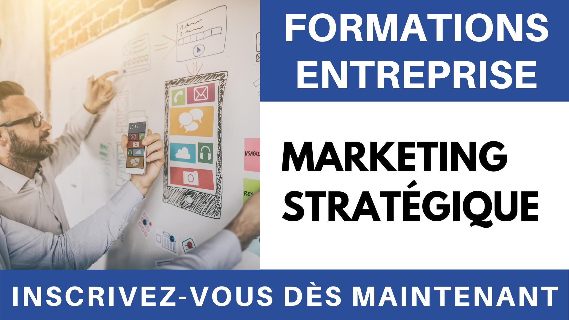 Vidéo - Formation Entreprise _ Marketing stratégique