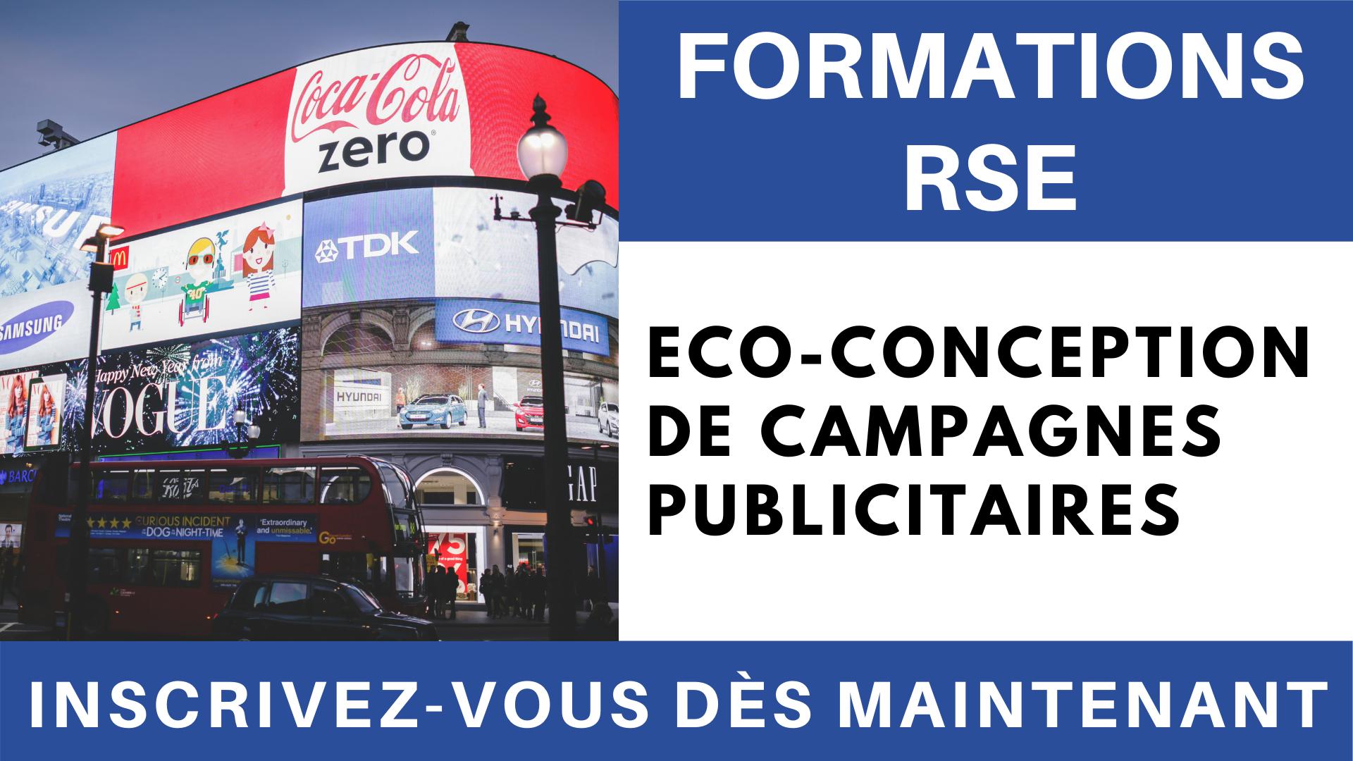 Vidéo - Formation RSE _ Eco-conception de campagnes publicitaires