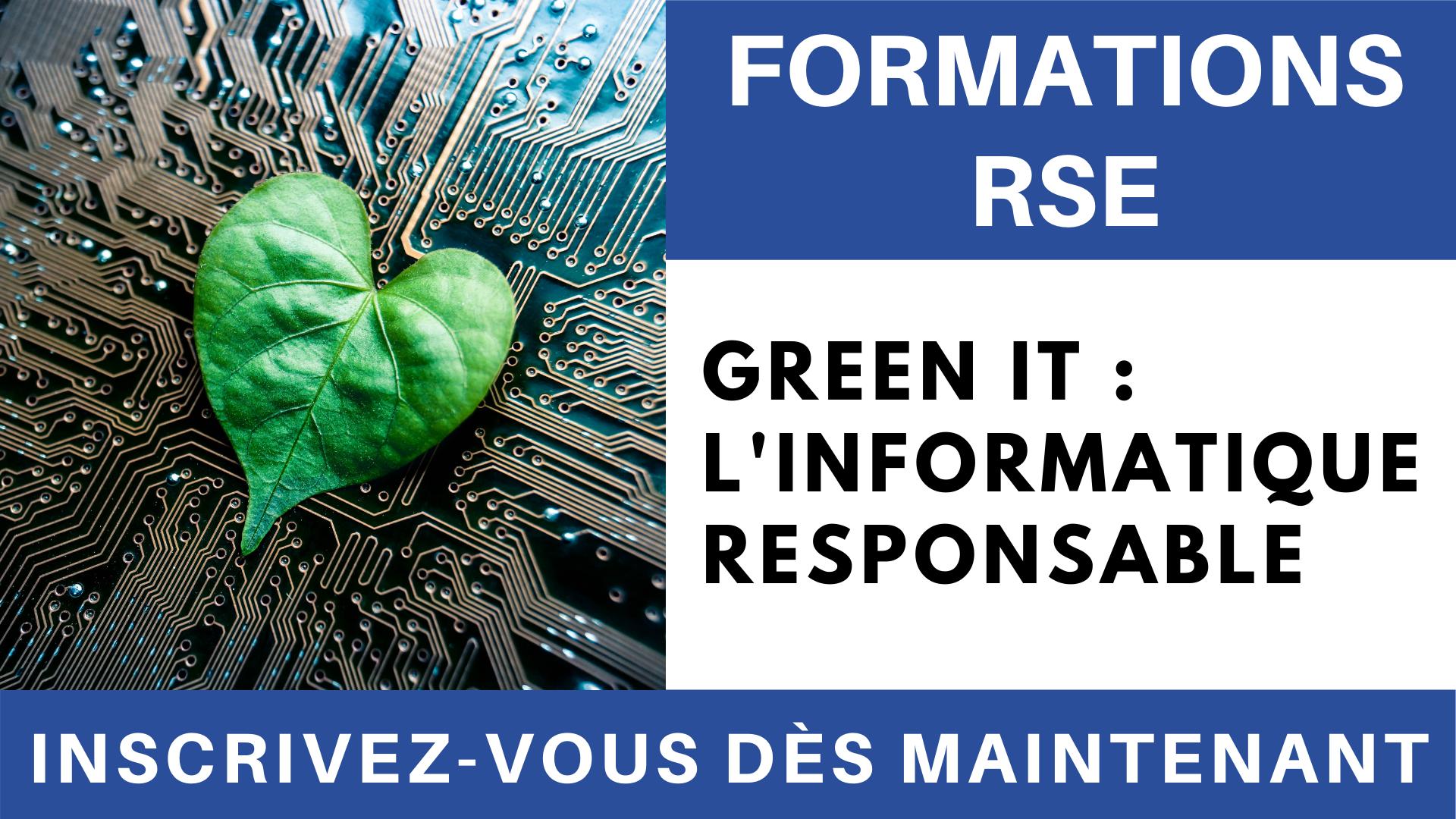 Vidéo - Formation RSE _ Green IT