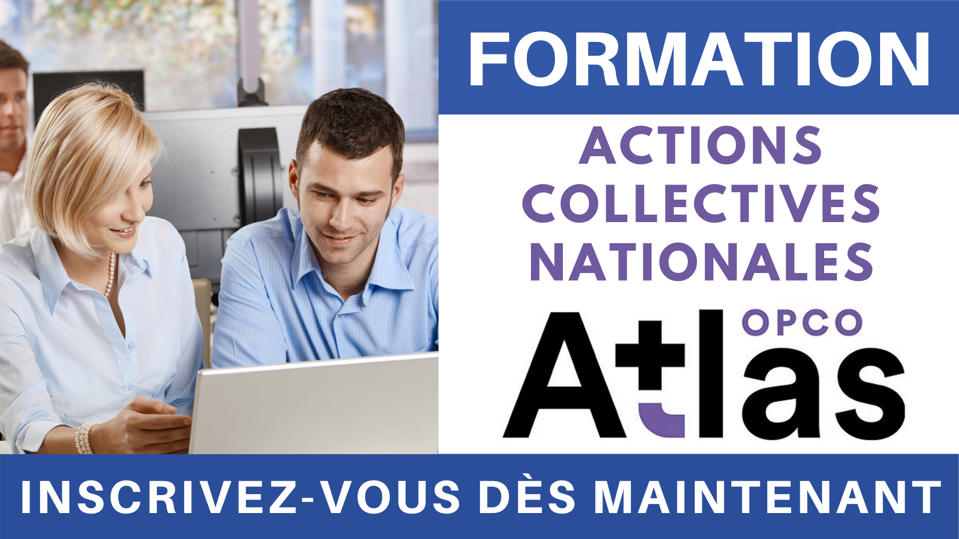 Formation Actions Collectives Nationales ACN OPCO ATLAS FAFIEC
