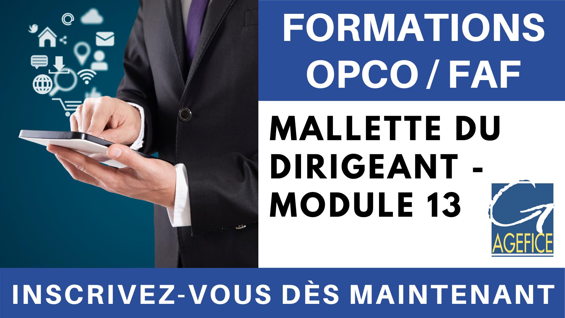Vidéo - Formation OPCO_FAF Mallette du dirigeant mod 13