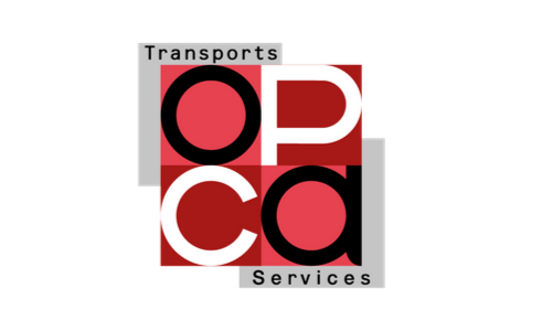 OPCA TRANSPORTS ET SERVICES LOGO