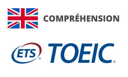 Formation Anglais Compréhension Préparation TOEIC
