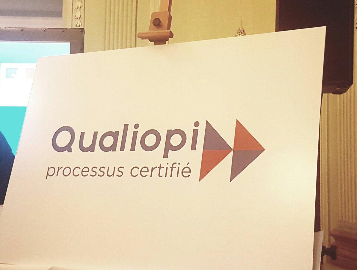 Certification Qualiopi RNQ Référentiel unique