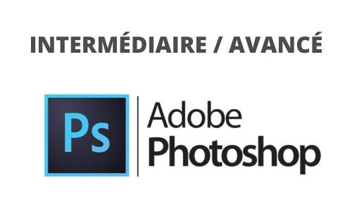 Formation Adobe Photoshop intermédiaire avancé