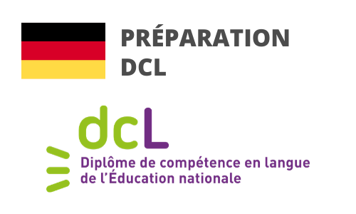 Formation Allemand Préparation DCL