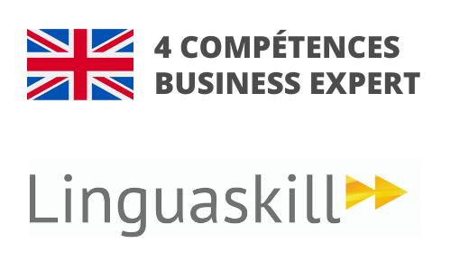 Formation Anglais Linguaskill Business Expert 4 Compétences