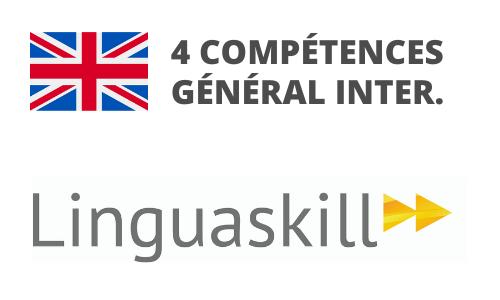 Formation Anglais Linguaskill Général Intermédiaire 4 Compétences
