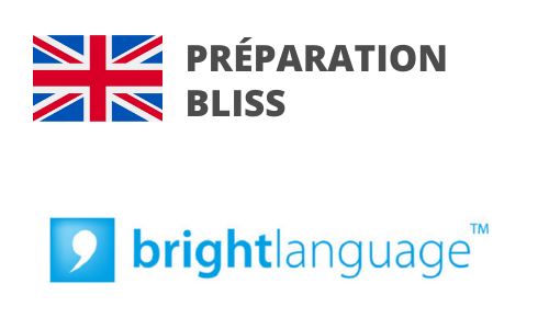 Formation Anglais Préparation BLISS