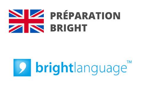 Formation Anglais Préparation BRIGHT