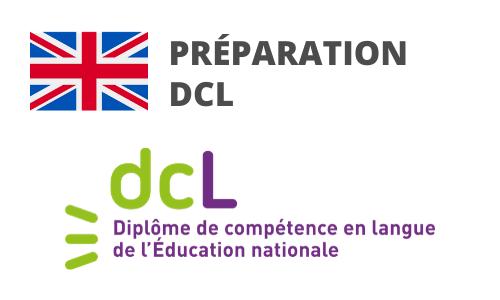 Formation Anglais Préparation DCL