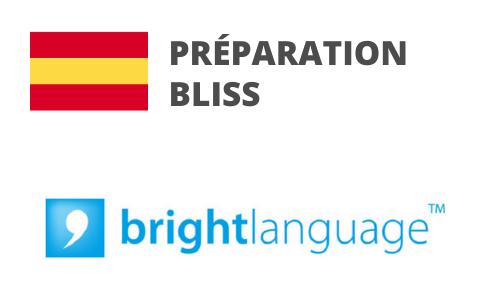 Formation Espagnol Préparation BLISS