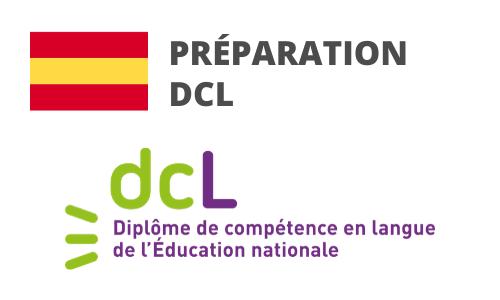 Formation Espagnol Préparation DCL