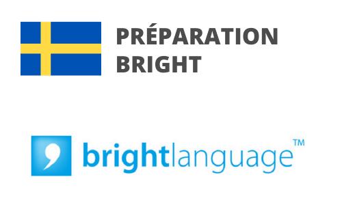 Formation  Suédois Préparation BRIGHT