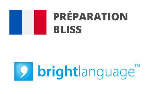 Formation Français Préparation BLISS
