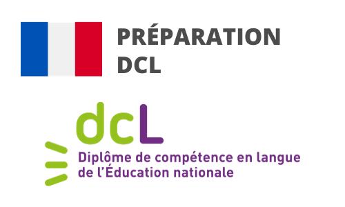 Formation Français Préparation DCL