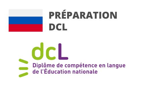 Formation Russe Préparation DCL