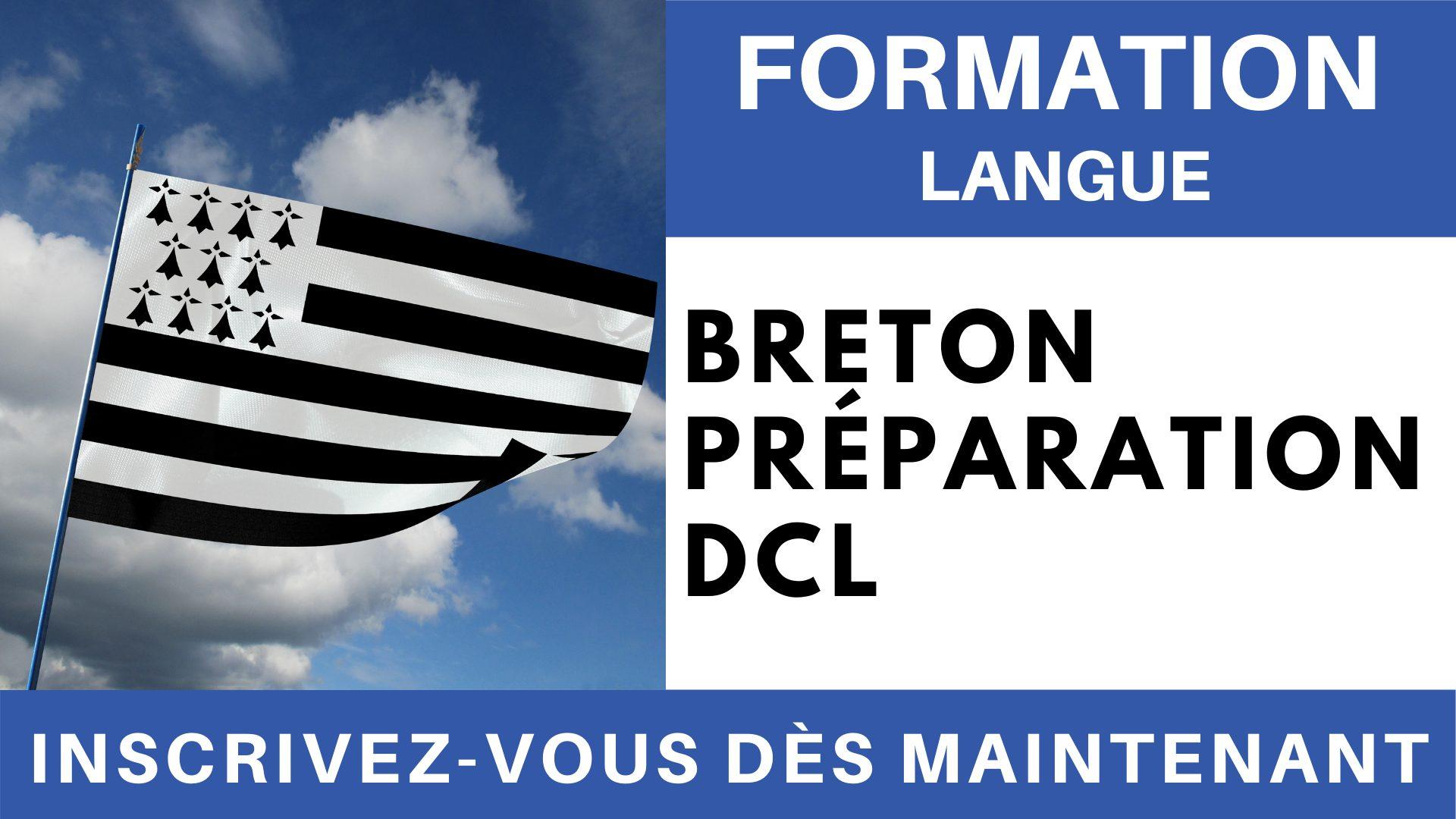 Formation Langue - Breton Préparation DCL