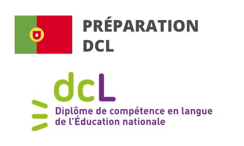 Formation Portugais - Préparation DCL (éligible CPF)