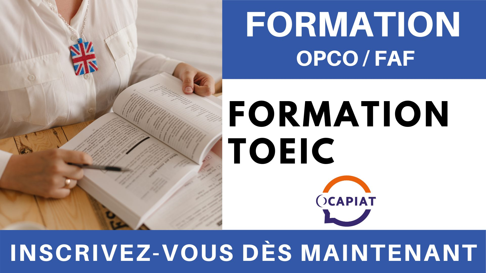 Formation OPCO FAF - Formation TOEIC