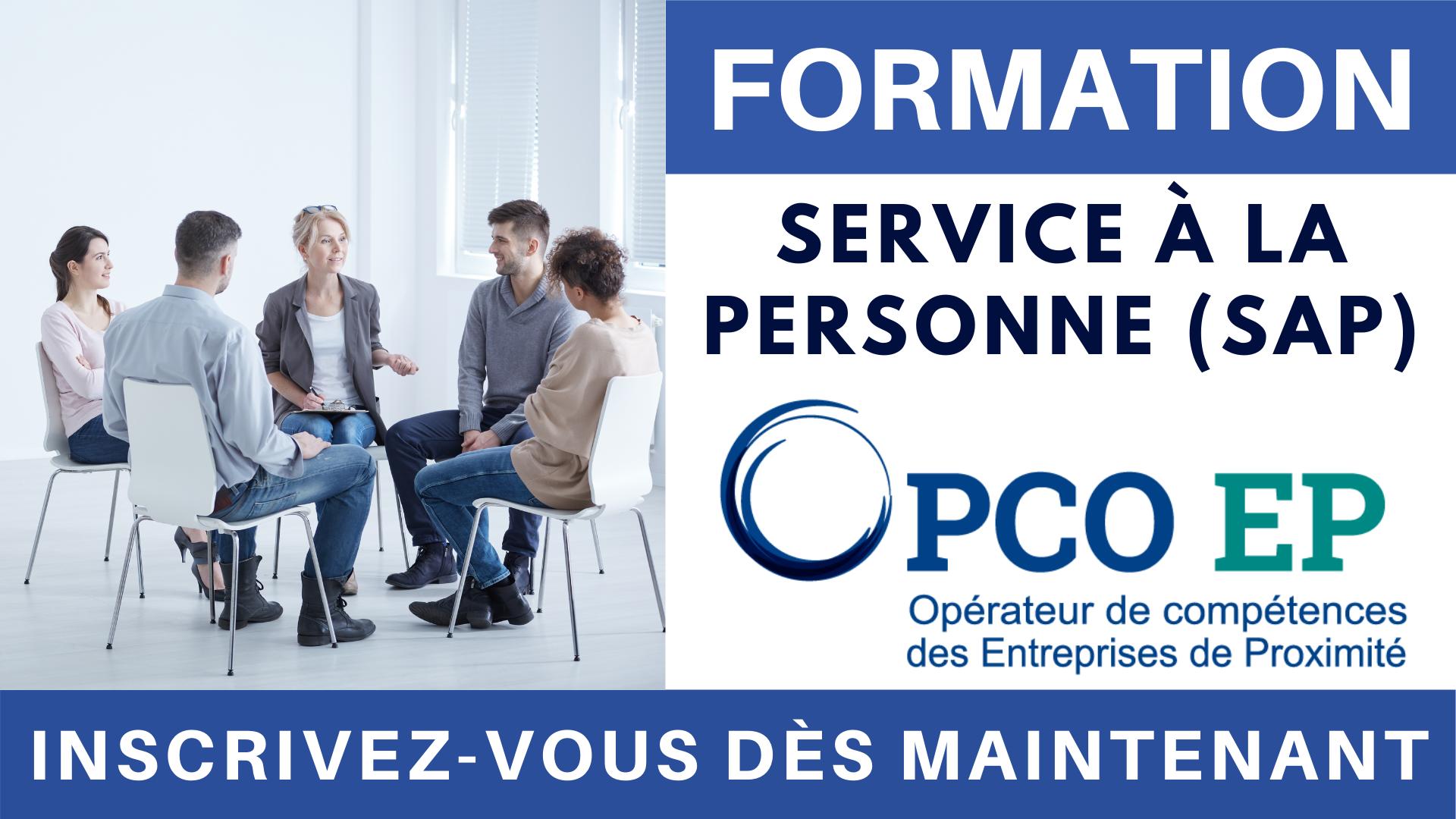 Formation OPCO EP Service à la personne Bretagne