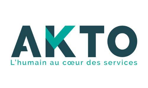 Logo OPCO AKTO 2020
