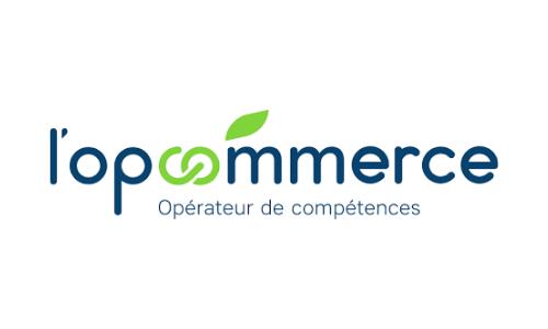 Logo OPCO OPCOMMERCE 2020