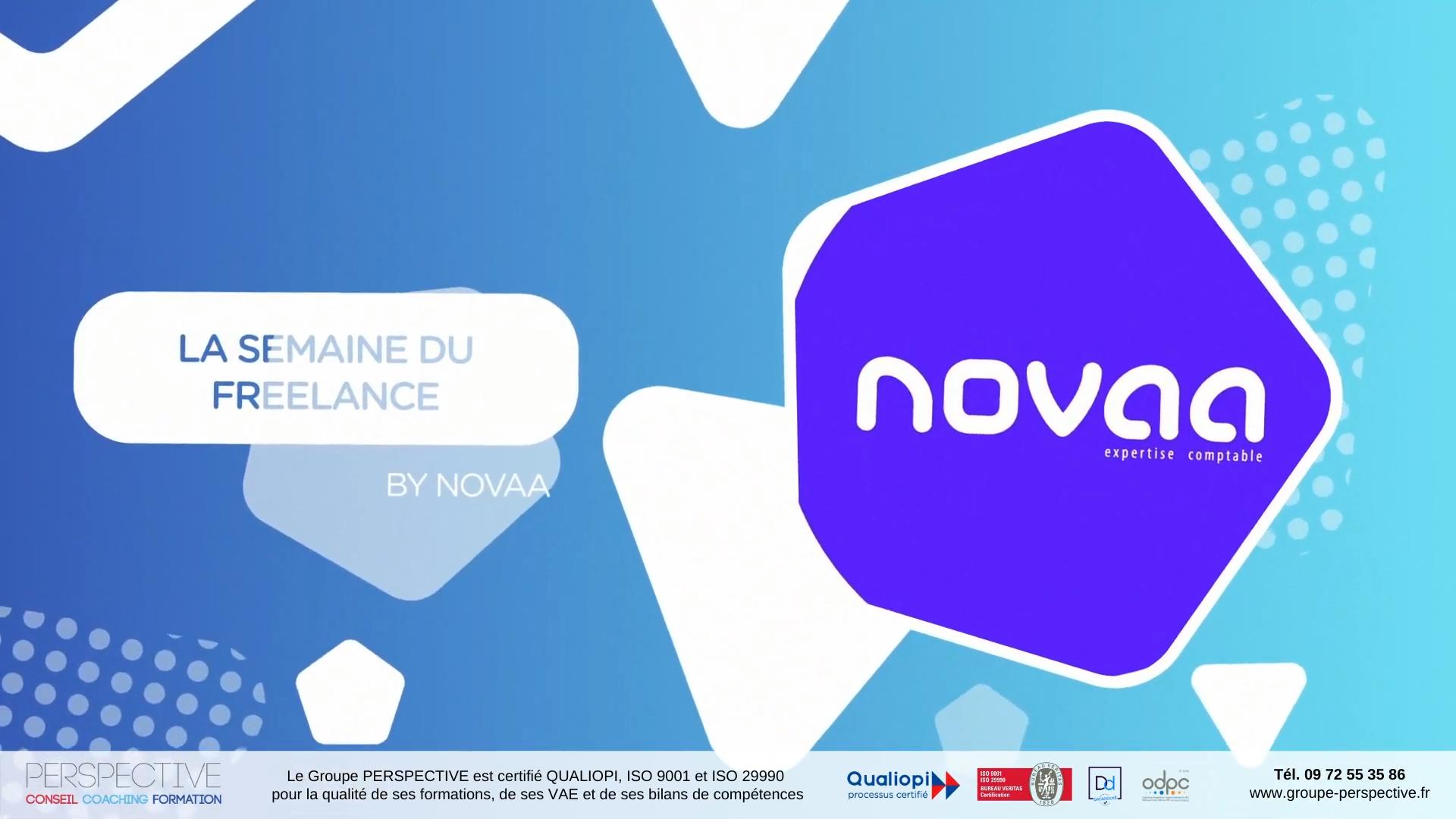 Semaine du Freelance NOVAA